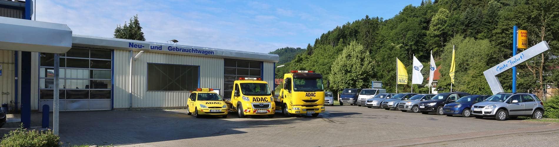 Autoservice Brucher Nordrach